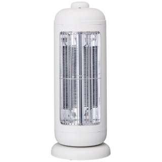 CBT-1633 電気ストーブ シャトル アイボリー [カーボンヒーター /首振り機能]