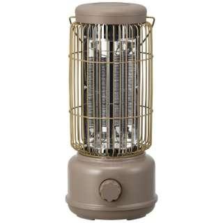 RT-T1845 電気ストーブ CLASSIC -70s-(クラシック -70s-) モカブラウン [カーボンヒーター]