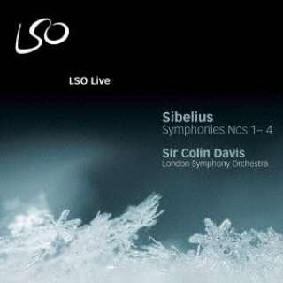サー・コリン・デイヴィス/ シベリウス:交響曲全集Vol.1 【CD】