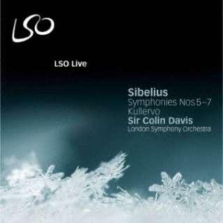 サー・コリン・デイヴィス/ シベリウス:交響曲全集Vol.2 【CD】