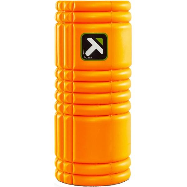 TRIGGERPOINT グリッドフォームローラー(直径14cm/長さ33cm/オレンジ) 04402