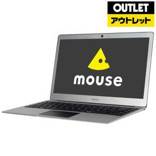 【アウトレット品】 13.3型ノートPC[Win10 Home・Celeron・メモリ4GB・eMMC64GB・Office Home & Business Premium]LBC335M4E64W10A 【数量限定品】