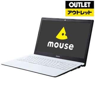 【アウトレット品】 15.6型ノートPC[Win10 Home・Core i7・SSD 240GB・メモリ 8GB・Office Home & Business Premium] MB15B7M8S2W 【数量限定品】