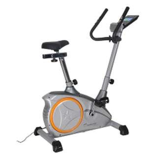 電動負荷方式 家庭用 フィットネスバイク DK-8601P 【キャンセル・返品不可】