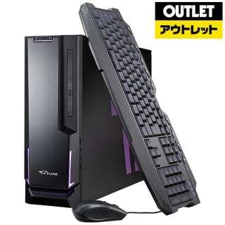【アウトレット品】 ゲーミングデスクトップPC[Win10 Home・Core i7・HDD2TB・メモリ8GB・GeForce GTX1060]LGI777M8H2X16DW10W 【数量限定品】
