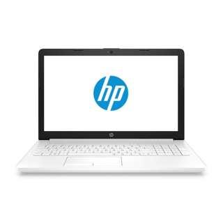 HP 15-da0084TU 4QM56PA-AAAA ピュアホワイト [intel Celeron /メモリ:4GB]