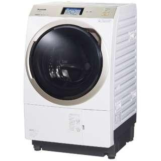 NA-VX9900L-W ドラム式洗濯乾燥機 VXシリーズ クリスタルホワイト [洗濯11.0kg /乾燥6.0kg /ヒートポンプ乾燥 /左開き]