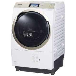 NA-VX9900R-W ドラム式洗濯乾燥機 VXシリーズ クリスタルホワイト [洗濯11.0kg /乾燥6.0kg /ヒートポンプ乾燥 /右開き]