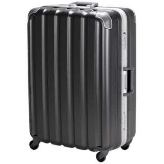 ハードフレームスーツケース 63L シボグレー GRE1043-59 [TSAロック搭載]