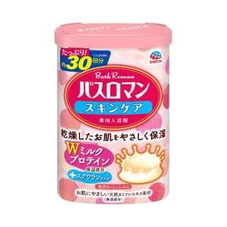 バスロマン スキンケア Wミルクプロテイン [入浴剤]