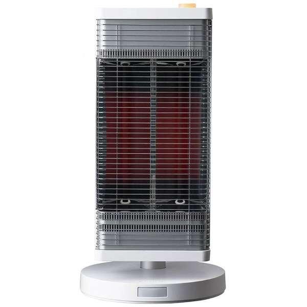 ERFT11VS-W 電気ストーブ CERAMHEAT(セラムヒート) マットホワイト [シーズヒーター /首振り機能]