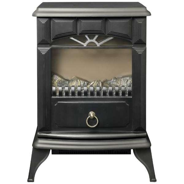YDH-SK10 電気ファンヒーター Electric Fireplace(エレクトリック・ファイヤープレイス) ブラック