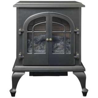 YDH-SL10P セラミックファンヒーター Electric Fireplace(エレクトリック・ファイヤープレイス) ブラック