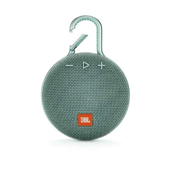 JBLCLIP3TEAL ブルートゥース スピーカー ティール [Bluetooth対応 /防水]