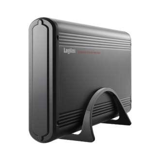 HDDケース/3.5インチHDD/アルミボティ/USB3.1対応 LGB-EKU3