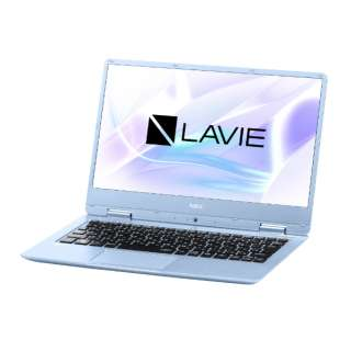 LAVIE Note Mobile 12.5型ノートPC[Office付き・Win10 Home・Celeron・SSD 256GB・メモリ 4GB]2018年9月モデル PC-NM160KAL-2 メタリックブルー [12.5型 /intel Celeron /SSD:256GB /メモリ:4GB /2018年9月モデル]
