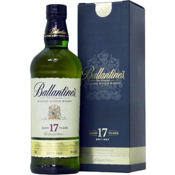 [並行品] バランタイン17年 700ml【ウイスキー】