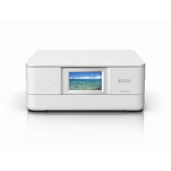 EP-881AW インクジェット複合機 Colorio(カラリオ) ホワイト [カード/名刺~A4]