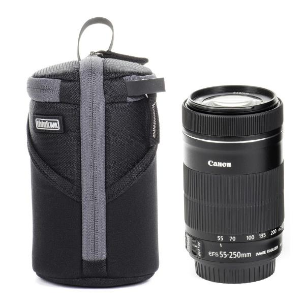 Lens Case Duo 10 [ブラック]