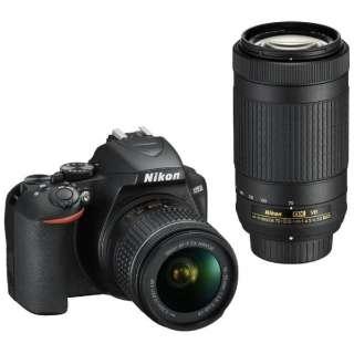 D3500【ダブルズームキット】/デジタル一眼レフカメラ