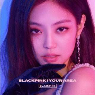 BLACKPINK/ BLACKPINK IN YOUR AREA 初回生産限定盤JENNIE ver. 【CD】