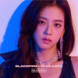 BLACKPINK/ BLACKPINK IN YOUR AREA 初回生産限定盤JISOO ver. 【CD】