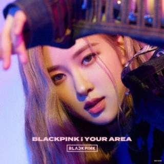 BLACKPINK/ BLACKPINK IN YOUR AREA 初回生産限定盤ROSE ver. 【CD】