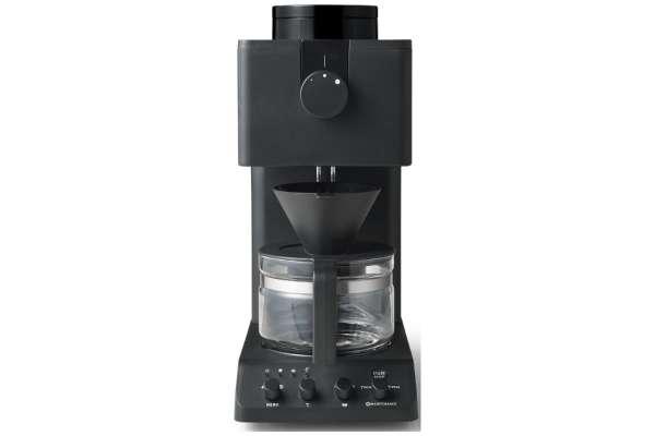 全自動コーヒーメーカーのおすすめ ツインバード CM-457B