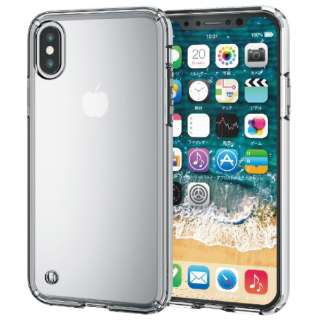 iPhone XS 5.8インチ用  ハイブリッドケース PM-A18BHVCCR