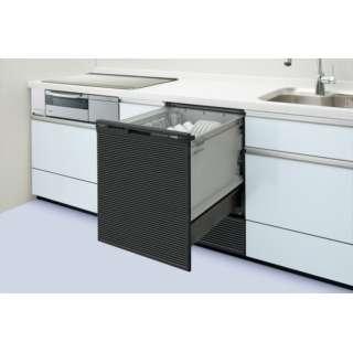 NP-45RD7K ビルトイン食器洗い乾燥機[幅45cm ディープタイプ] R7シリーズ ブラック [6人用]