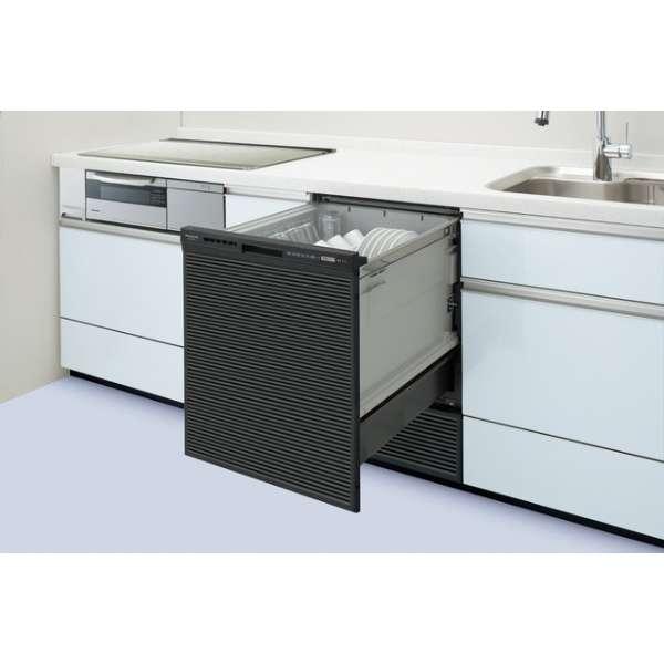 NP-45RD7K ビルトイン食器洗い乾燥機 R7シリーズ ブラック [6人用]