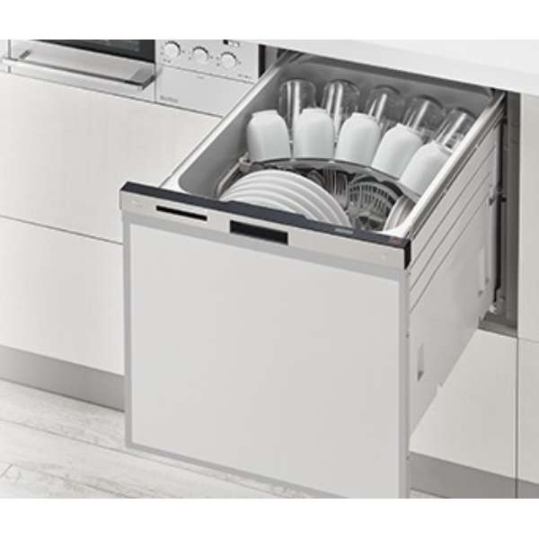 RSW-C402C-SV ビルトイン食器洗い乾燥機 スライドオープンタイプ シルバー [4人用]