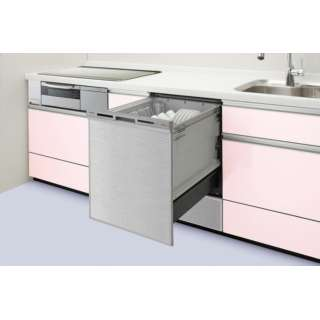 NP-45VD7S ビルトイン食器洗い乾燥機 V7シリーズ シルバー [6人用]