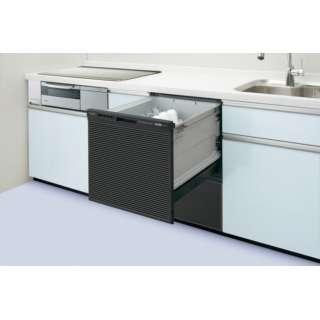 NP-45RS7K ビルトイン食器洗い乾燥機[幅45cm ミドルタイプ] R7シリーズ ブラック [5人用]