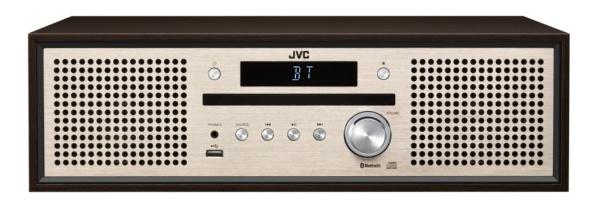 JVC NX-W30 コンパクトコンポーネントシステム Bluetooth対応