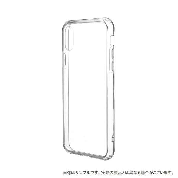 iPhone XR 6.1 CLEAR GLASS TOUGH