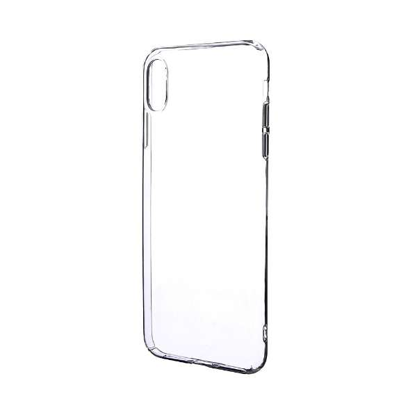 iPhone XS Max 6.5インチ用 CLEAR HYBRID TOUGH