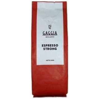 Gaggia(ガジア) コーヒー豆 (エスプレッソストロング) GES200