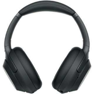 cf46372748 ブルートゥースヘッドホン ブラック WH-1000XM3 [リモコン・マイク対応 /Bluetooth /ハイレゾ対応