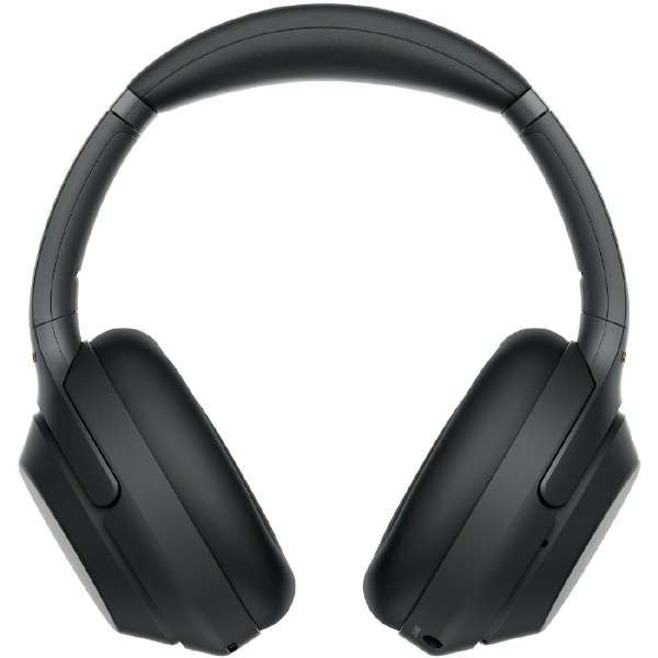 ブルートゥースヘッドホン ブラック WH-1000XM3 [リモコン・マイク対応 /Bluetooth /ハイレゾ対応 /ノイズキャンセリング対応]
