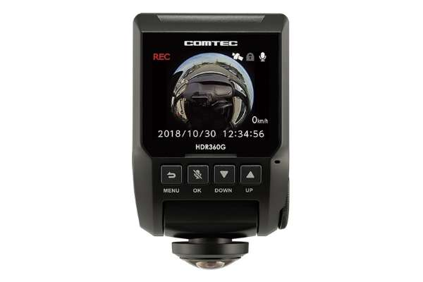 コムテック HDR-360G