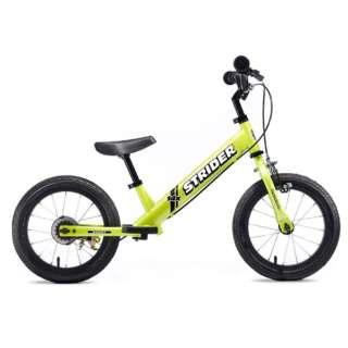 【店舗限定販売のみ】 12型 ランニングバイク ストライダー Sports Model(グリーン) 427445