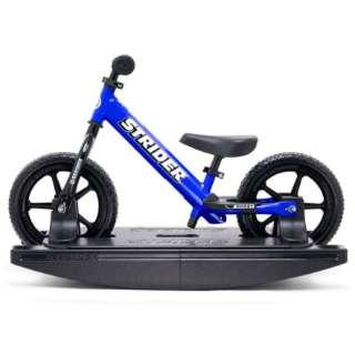 12型 ランニングバイク ストライダー Sports Model+ロッキングベース STRIDER Baby Bundle ストライダー ベイビーバンドル(ブルー)【対象年齢:0歳~5歳/※つかまり立ちが出来るようになってから】 【店舗限定販売のみ】