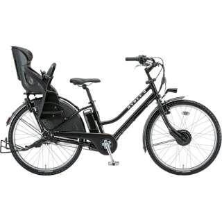 26型 電動アシスト自転車  HYDEE.II(T.Xクロツヤケシ/内装3段変速) HY6B49【2019年モデル】 【組立商品につき返品不可】
