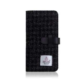 iPhone XR 6.1 Harris Tweed Diary ブラック