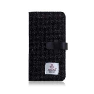 iPhone XS Max 6.5インチ用 Harris Tweed Diary