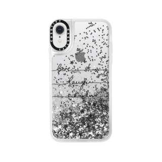 iPhone XR 6.1インチ用 Glitter Case