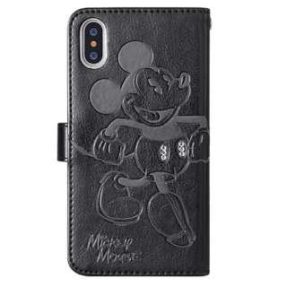 iPhone XS 5.8インチ用 ストーンケース ミッキー