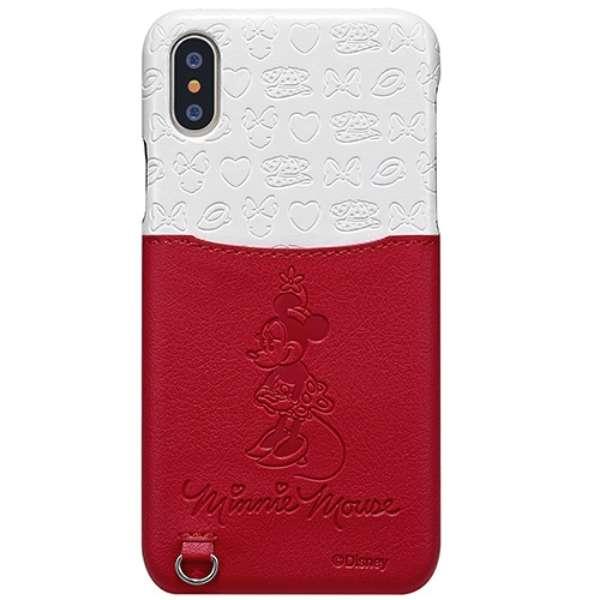 iPhone XS 5.8インチ用 ポケットケース ミニー