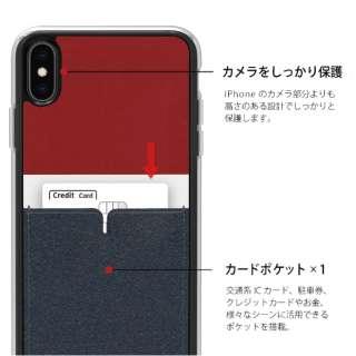 iPhone XS Max 6.5インチ用インチ用 Athand C1 バックポケットケース